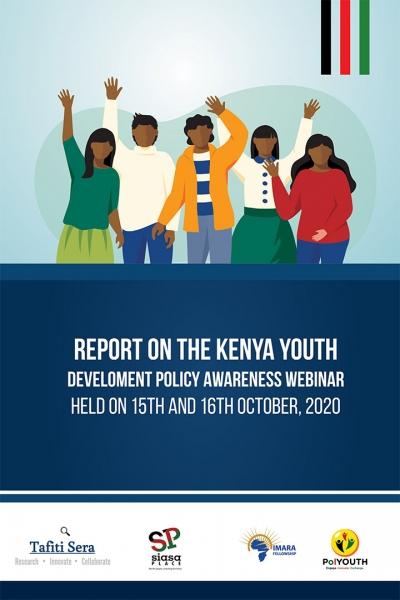 Report on the Kenya Youth Development Awareness