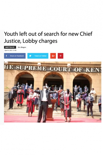 youth left out